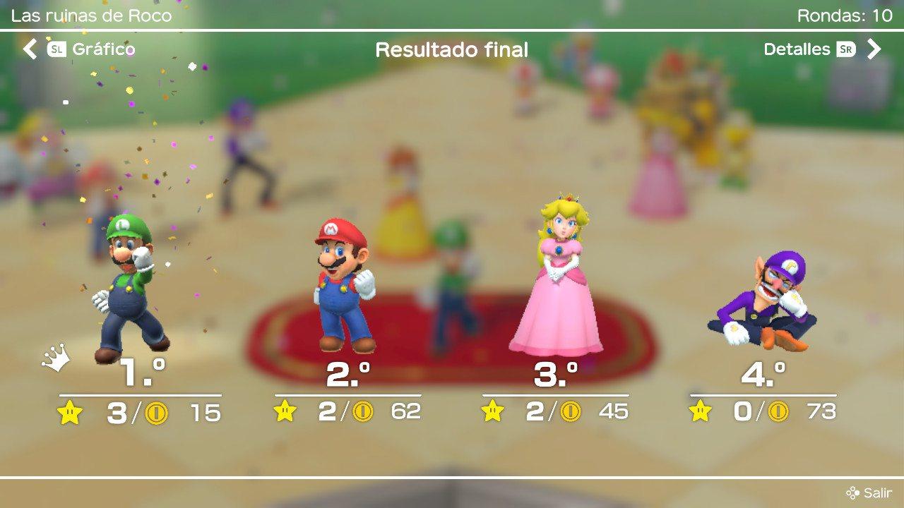 Analisis Super Mario Party Nintenderos Com Nintendo Switch Y 3ds