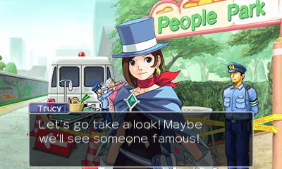 Apollo Justice: Ace Attorney para 3DS