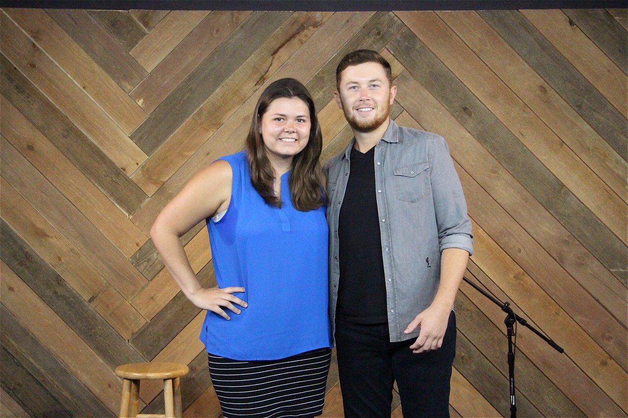 Photos scotty mccreery meet and greet web girl 979 is the big 98 catalogtype artist description id 608800 name scotty mccreery related bio id 696300 name dustin lynch m4hsunfo