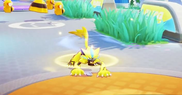 How to get the legendary Zeraora for free in Pokémon Unite