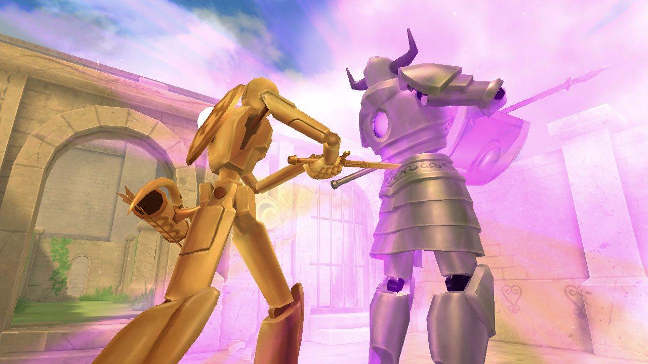 Resultado de imagen de the girl and the robot
