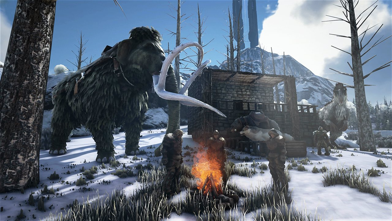 Ark: Survival Evolved now available for Switch | GoNintendo