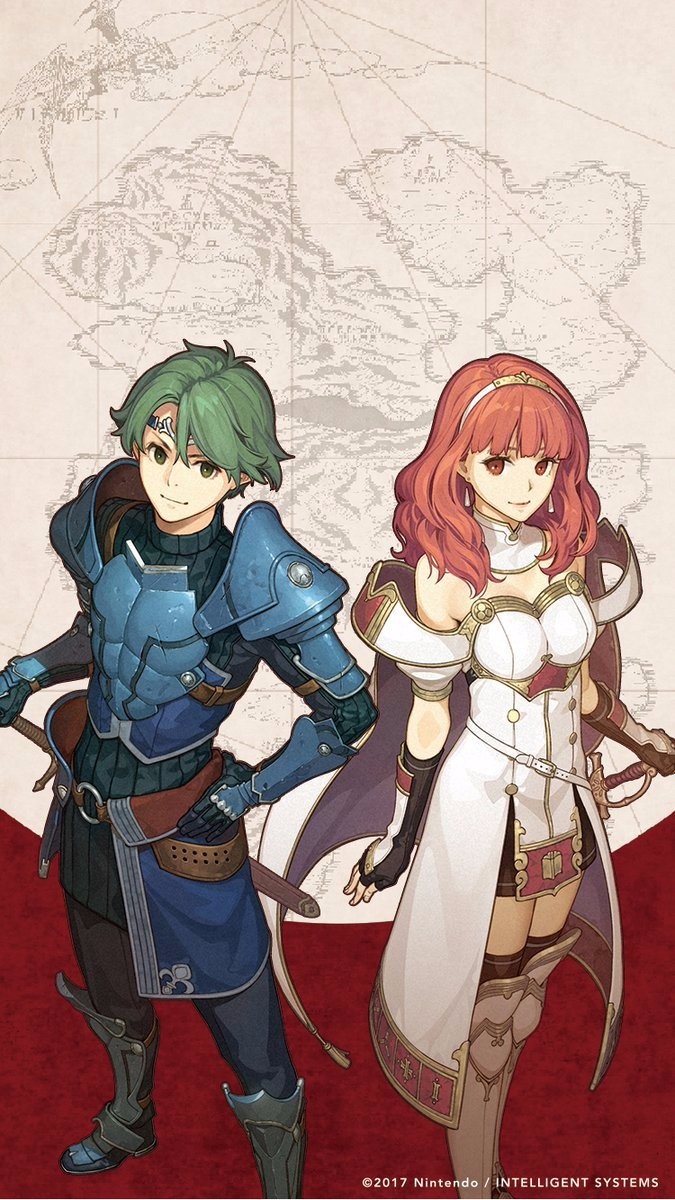 Fire Emblem Echoes Shadow Of Valentia Official Mobile Desktop