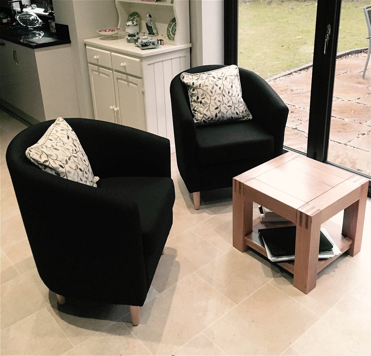 The Tub Chair Shop | Leather Tub Chairs | Fabric Tub Chairs