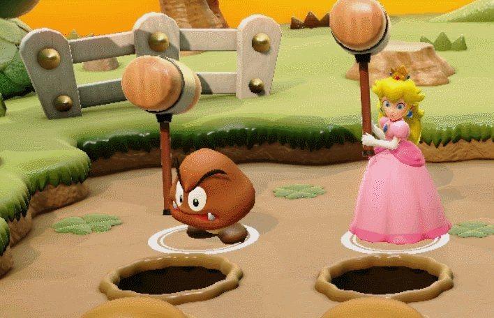 ¡Los Goombas de Mario Bros. tienen brazos!