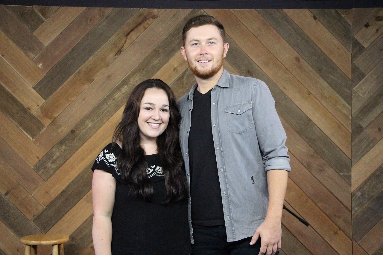 Photos scotty mccreery meet and greet web girl 979 is the big 98 photos scotty mccreery meet and greet kristyandbryce Images