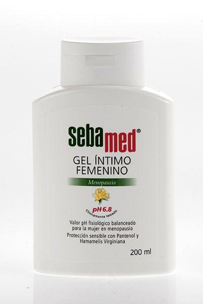 cremas lubricantes menopausia