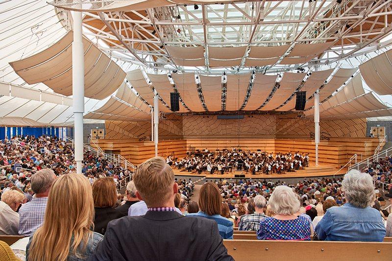 Aspen Music Festival And School - Where is aspen