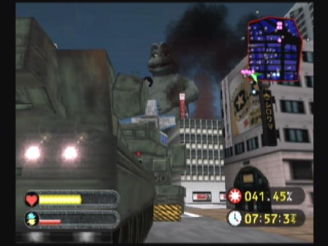 The Dreamcast Junkyard: A Quick Look At Godzilla Generations