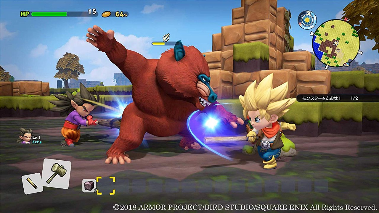 Dragon Quest Builders 2 - another batch of screens | GoNintendo