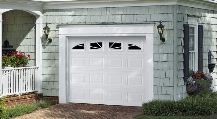 Amarr Stratford Garage Doors On Trac Garage Doors