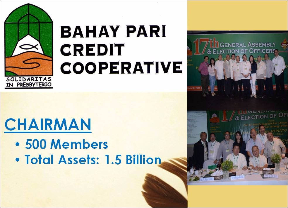 A Cooperative Leader in the Philippines | Stories