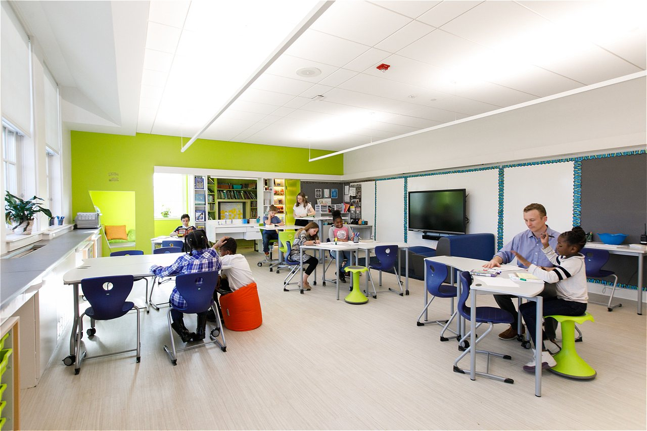 Clark Elementary Renovations