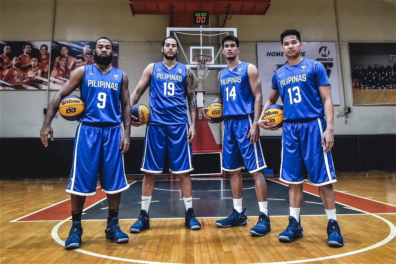 d81a397b84a Philippine FIBA 3x3 teams to don LeBron James   Agimat  kicks ...
