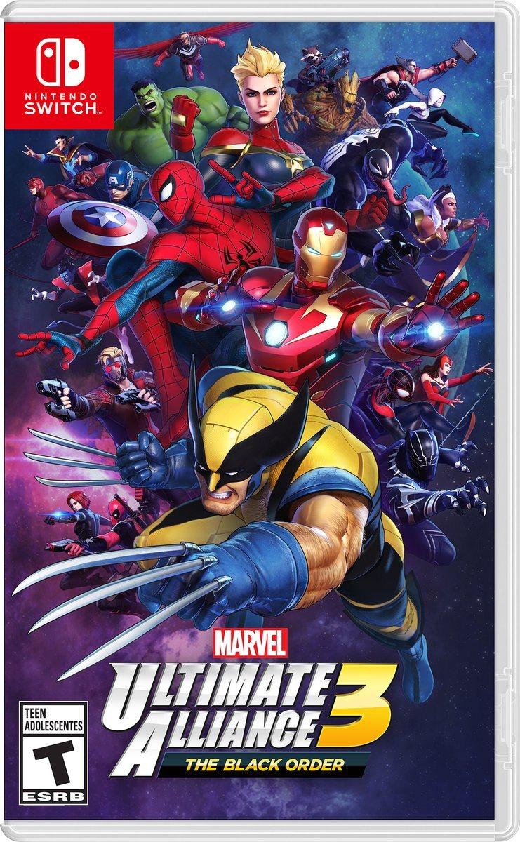 Marvel Ultimate Alliance 3 ya tiene fecha de salida 1