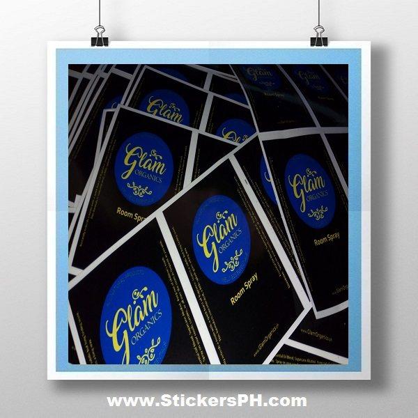 Sticker Printing Philippines | Sticker Labels & Decals