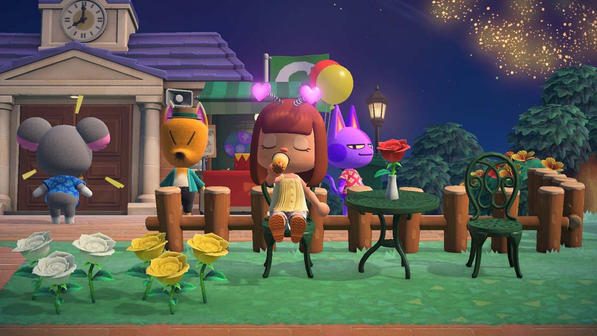 Animal Crossing: New Horizons receives its new update with these news