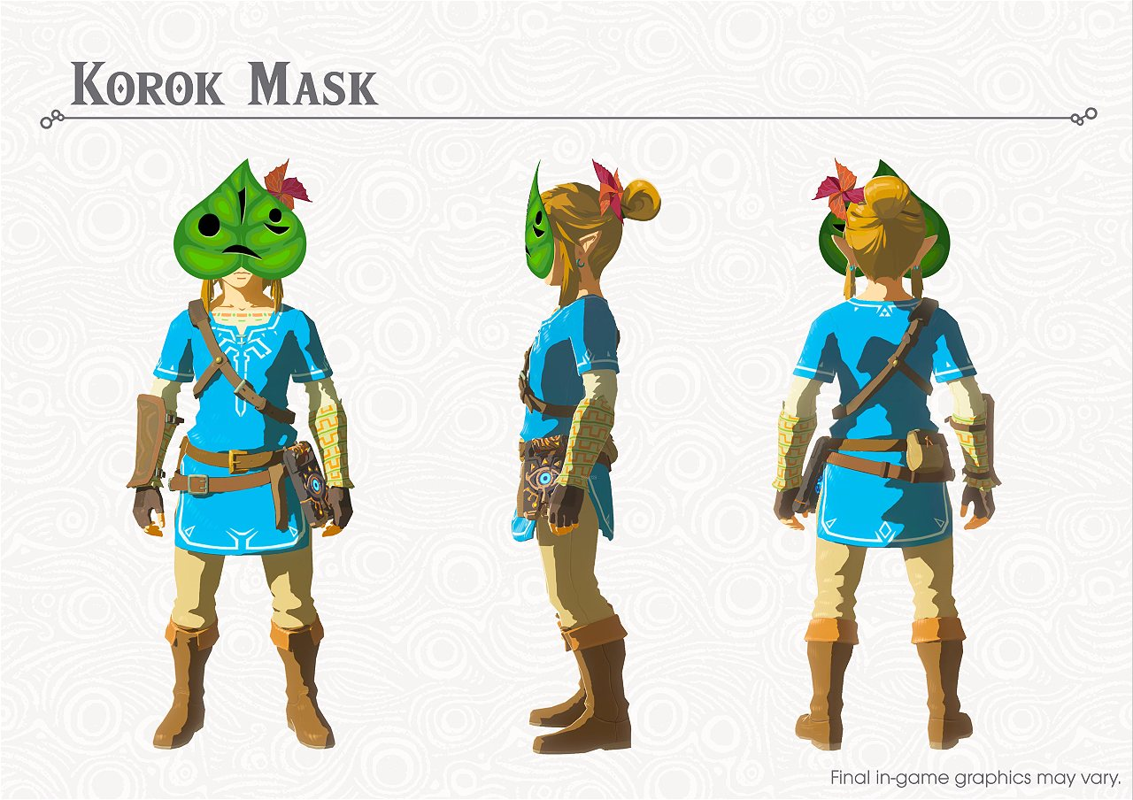 The Legend of Zelda: Breath of the Wild - Page 10 Ccd1a284c037c2f5262959d13eb30a35