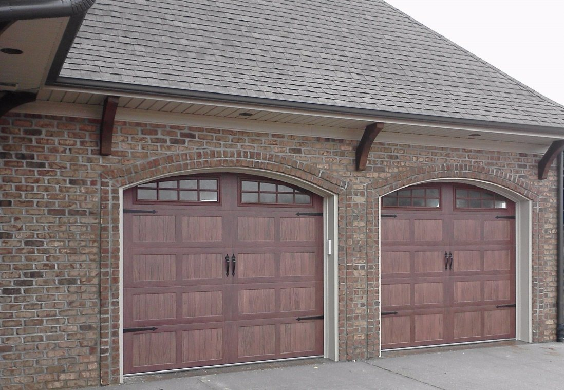 CHI Accents Planks and Woodtones | On Trac Garage Doors