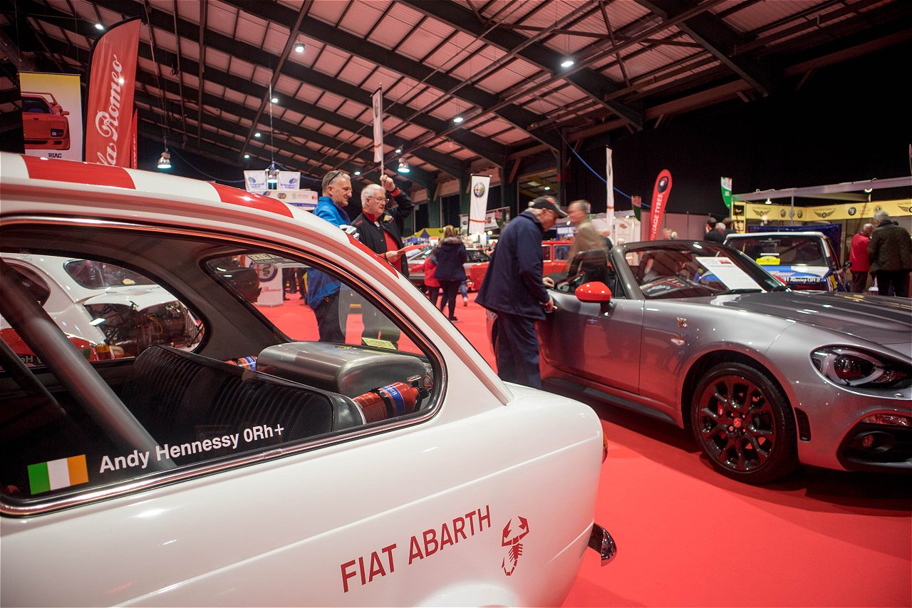 Gallery The Best Cars From The RIAC Classic Car Show - Car show event insurance