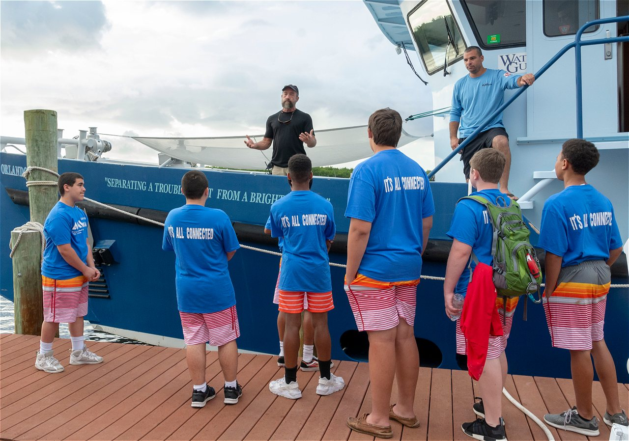 AMIkids - Marine Education Program
