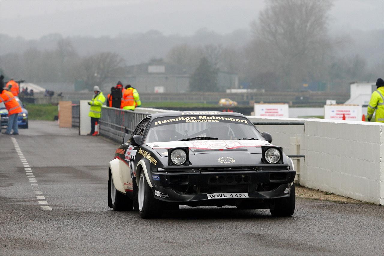 Hamilton Classic and Motorsport News » Triumph TR7 V8 braves the ...
